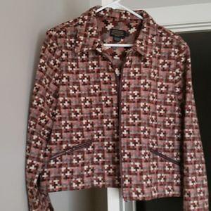 Pendleton Wool Short Jacket